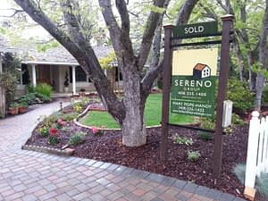 Los Gatos & Monte Sereno homes for sale - sold listing on Elm Park
