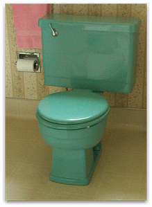 Homeowners are required to replace older commodes with low flow toilets as of Jan 1 2017