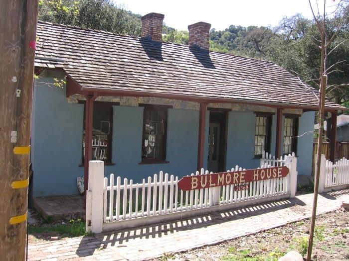 Historic Bulmore House, New Almaden