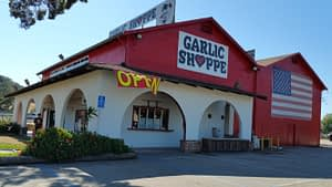 Gilroy Garlic Shoppe