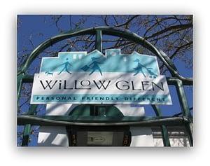 Willow Glen Sign