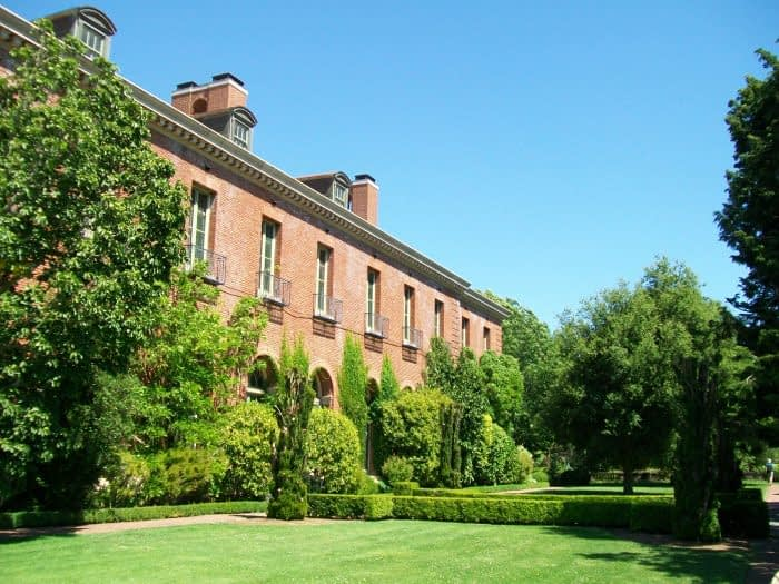 Filoli estate in Woodside