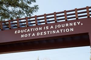 aratoga - West Valley College - Education is a journey, not a destination