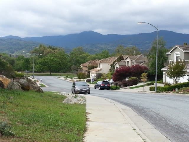 Pfeiffer Ranch and Graystone area in Almaden