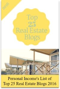 2016: Personal Income's list of top 25 real estate blogs