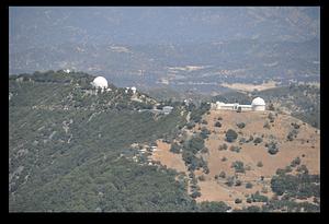 Mount Hamilton closeup